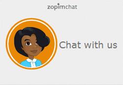 Open chat in new window
